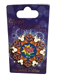 Disney Holidays Resort Pin - 2014 Pop Century Resort