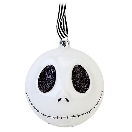 Disney Christmas Ornament - Jack Skellington Head