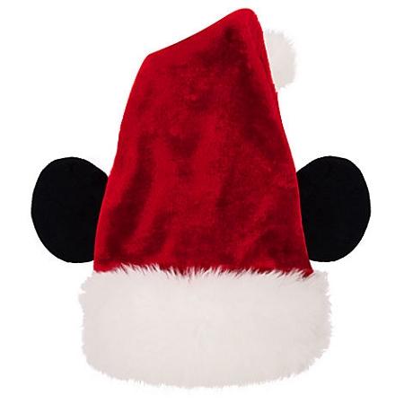 8813b0a767739 Disney Christmas Hat - Mickey Mouse Santa Hat