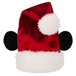 Disney Christmas Hat - Mickey Mouse Santa Hat