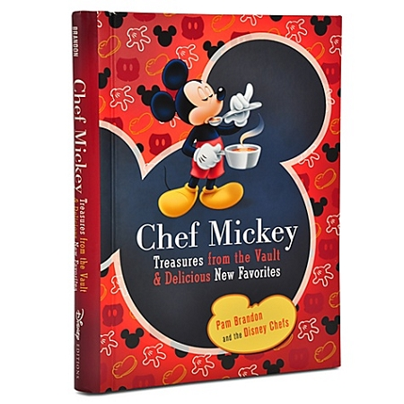 Disney Cookbook - Chef Mickey - Treasures from the Vault