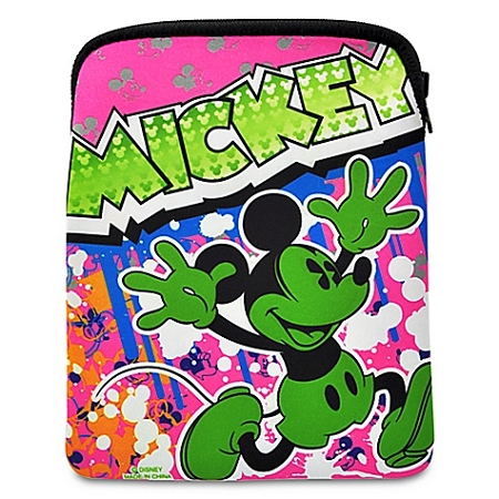 Disney iPad Sleeve - Urban Gear Oh Mickey