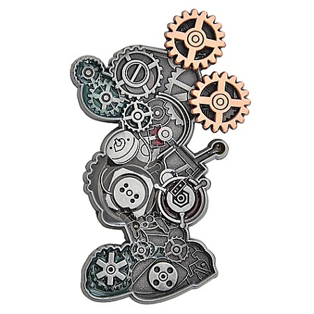 Disney Mickey Mouse Pin - Mechanical