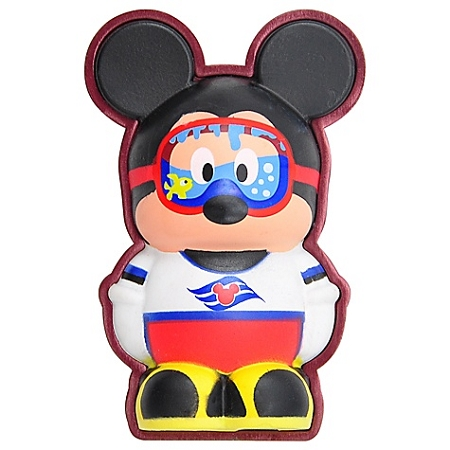 Disney Vinylmation 3-D Pin -- Diving Mask