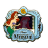 Disney Piece of Disney Movies Pin - Little Mermaid - Limited Edition
