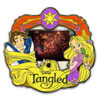 Disney Piece of Disney Movies Pin - Tangled - Limited Edition