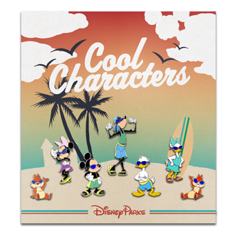 Booster Minnie Mouse! Disney Pin Year *2015* Character Mini Collection