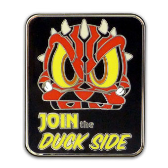 Disney Star Wars Pin - Join the Duck Side