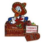 Disney Season Greetings Pin - 2012 Coronado Springs Resort - LE