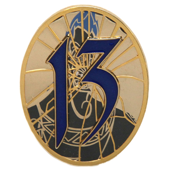 Disney 13 Event Countdown Collection Pin - Hades - LE