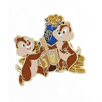 Disney Hanukkah Pin - Chip & Dale Dreidel Spinner