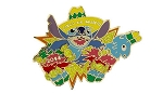 Disney Cinco De Mayo Pin - 2014 Stitch