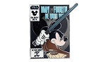 Disney Star Wars Pin - 2014 May the Fourth be with You - Jedi Mickey