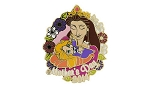 Disney Mother's Day Pin - 2014 – Queen and Baby Rapunzel