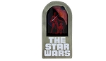 Disney Star Wars Weekends Pin - 2014 Luke and Leia 2 moon Poster pin