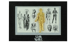 Disney Star Wars Weekends - 2014 Jumbo C3PO Pin with Mini-Print