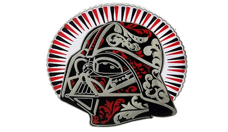 Disney Star Wars Pin - Star Wars Darth Vader Helmet