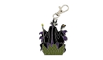 Disney Lanyard Medal - Maleficent