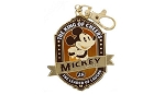 Disney Lanyard Medal - Vintage Mickey Mouse