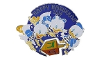Disney Hanukkah Pin - Happy Hanukkah 2014 - Nephews