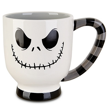 Disney Coffee Mug - Jack Skellington - White