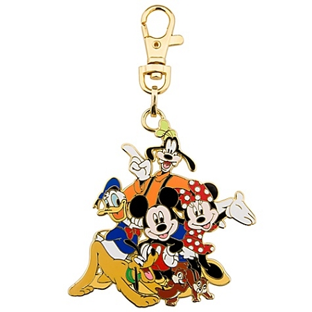 Disney Lanyard Medal - Mickey Mouse and Friends