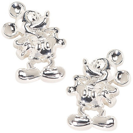 Disney Earrings - Classic Mickey Mouse