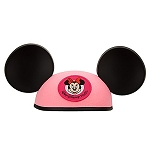 Disney Hat- Ear Hat - Minnie Mouse - Walt Disney World - Pink