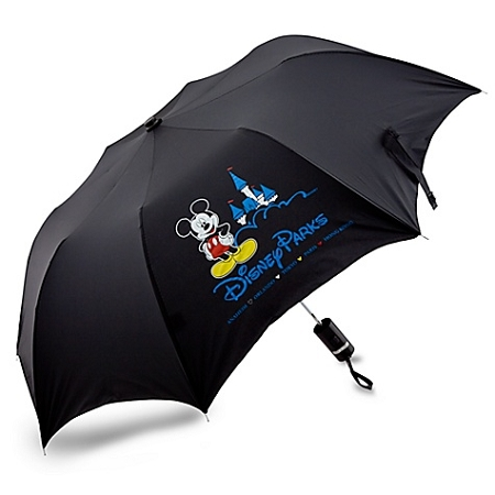 Disney Umbrella Disney Parks Mickey Mouse