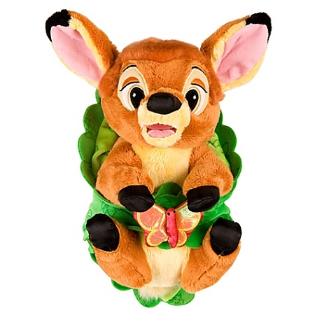 Disney's Babies Plush - Bambi - Plush Toy and Blanket
