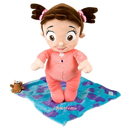 Disney S Babies Plush Boo Plush Doll And Blanket