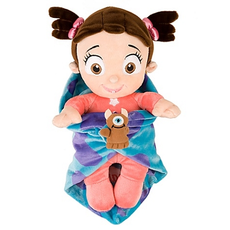 Disney's Babies Plush - Boo - Plush Doll and Blanket