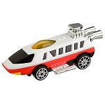 Disney Racers Car - Monorail - Die Cast