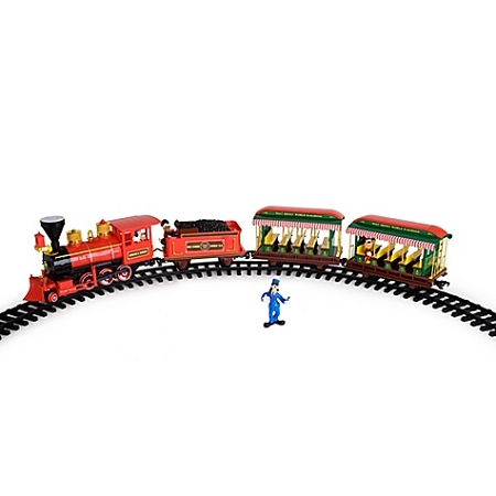 Disney Play Set - Walt Disney World Resort Railroad Train Set
