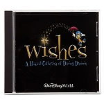 Disney CD - Walt Disney World Wishes