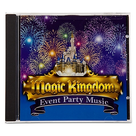 Disney CD - Magic Kingdom Event Party Music