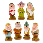 Disney Play Set - Seven Dwarfs Squeeze Toy Set
