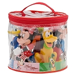 Disney Play Set - Mickey Mouse and Friends Squeeze Toy Set