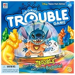 Disney Trouble Game - Theme Park Edition