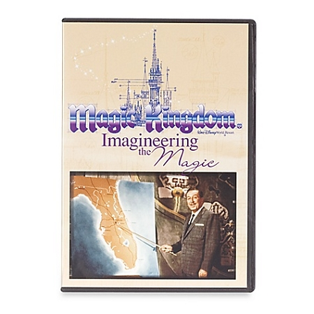 Disney DVD Set - The Magic - Magic Kingdom Imagineering