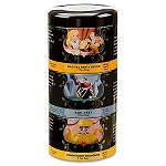 Disney Wonderland Tea - Alice in Wonderland Gift Set - 3 Nesting Tins