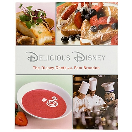 Disney Cookbook - Delicious Disney Cookbook