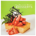 Disney Cookbook - Delicious Disney Desserts Cookbook