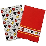 Disney Kitchen Towel Set - Mickey Mouse