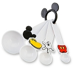 Disney Measuring Spoon Set - Best of Mickey Mouse -- 4-Pc.