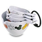 Disney Measuring Cup Set - Best of Mickey Mouse -- 4-Pc.