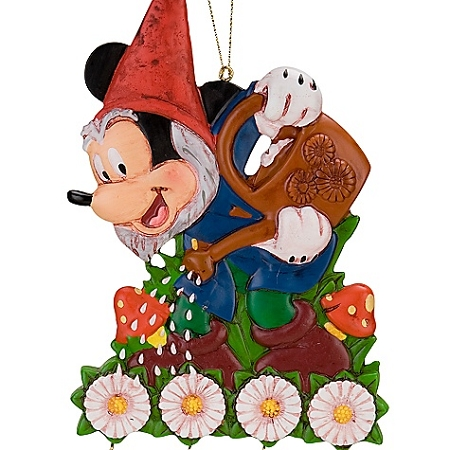 Disney Wind Chimes - Mickey Mouse Garden Gnome