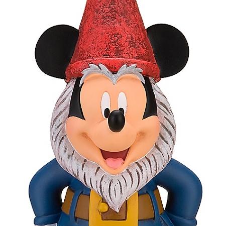 Disney Garden Figure - Mickey Mouse Gnome