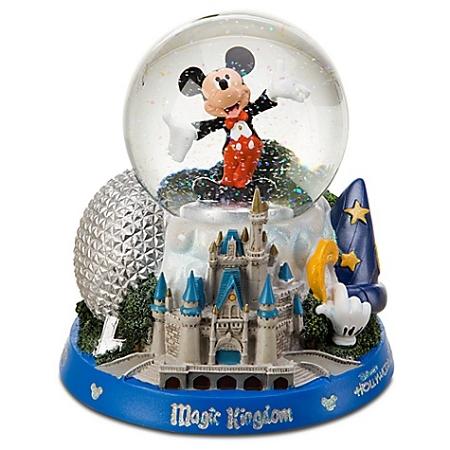 Disney World Christmas Lights