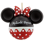 Disney Christmas Ornament - Mickey Mouse Ears - Minnie Mouse